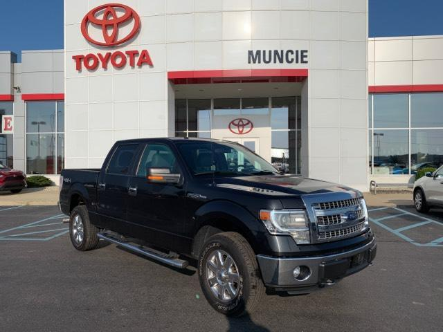 2014 Ford F-150 4WD SuperCrew 145 XLT Muncie IN