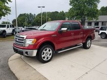 2014_Ford_F-150_4WD SuperCrew 157 Lariat_ Cary NC