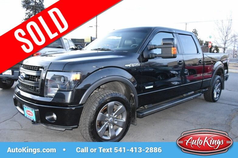 2014 Ford F-150 4WD SuperCrew FX4 Bend OR