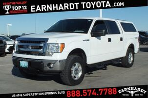 2014_Ford_F-150_4WD SuperCrew XLT_ Phoenix AZ