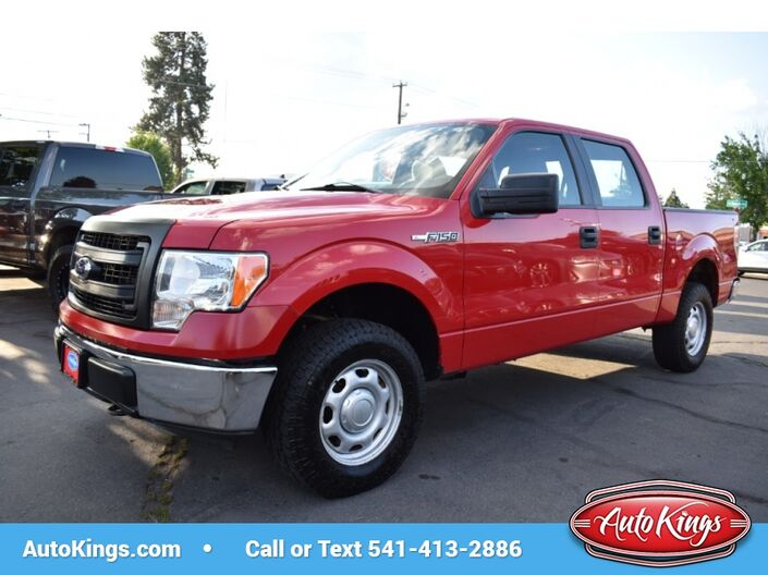 2014 Ford F-150 4WD XL SuperCrew Bend OR