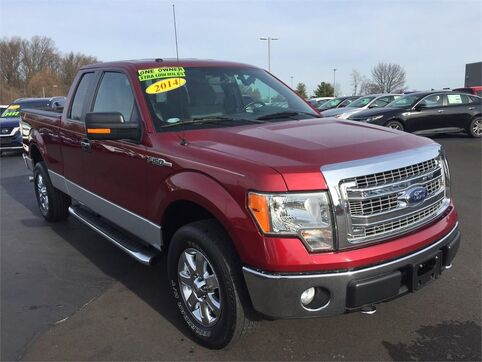 2014_Ford_F-150_4WD XLT_ Evansville IN