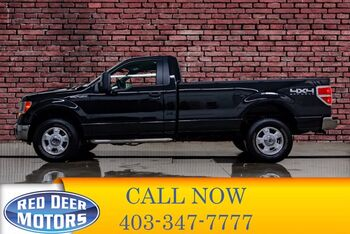 2014_Ford_F-150_4x4 Reg Cab XLT Longbox_ Red Deer AB