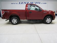 Ford F-150 4x4 Regular Cab STX 2014