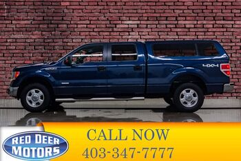 2014_Ford_F-150_4x4 Super Crew XLT Longbox BCam_ Red Deer AB