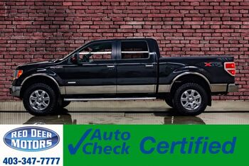 2014_Ford_F-150_4x4 Super Crew XLT XTR BCam_ Red Deer AB