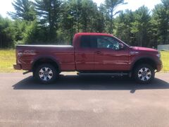 2014 Ford F-150 4x4 SuperCab FX4 Video