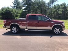 Ford F-150 4x4 SuperCrew King Ranch 2014