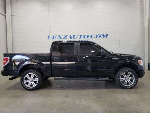2014_Ford_F-150_4x4 SuperCrew STX_ Fond du Lac WI