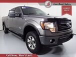 2014 Ford F-150 CREW CAB 4X4 FX4 ECOBOOST 6 1/2 FT BED