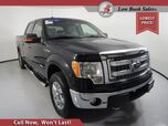 2014 Ford F-150 CREW CAB 4X4 XLT 3.5 ECOBOOST 6 1/2 FT BED