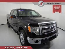 Ford F-150 CREW CAB 4X4 XLT 6 1/2 FT BED ECOBOOST 2014