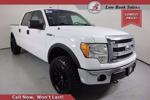 2014_Ford_F-150_CREW CAB 4X4 XLT 6 1/2 FT BED_ Salt Lake City UT