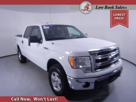 2014_Ford_F-150_CREW CAB 4X4 XLT_ Salt Lake City UT