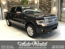 2014_Ford_F-150 CREW PLATINUM 4X4__ Hays KS