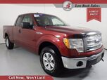2014 Ford F-150 EXT CAB 4X4 XLT 6 1/2 FT BED
