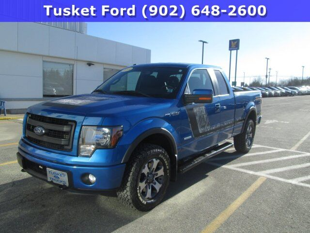 2014 Ford F-150 F150 Tusket NS
