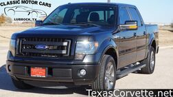 2014_Ford_F-150_FX2_ Lubbock TX