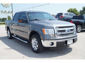 Ford F-150 FX2 SuperCrew 5.5-ft. Bed 2WD 2014