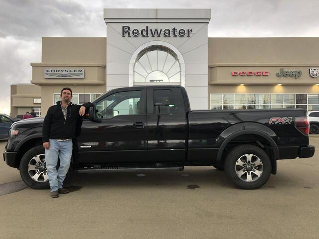 2014 Ford F-150 FX4 - Sunroof - Heated Seats Redwater AB