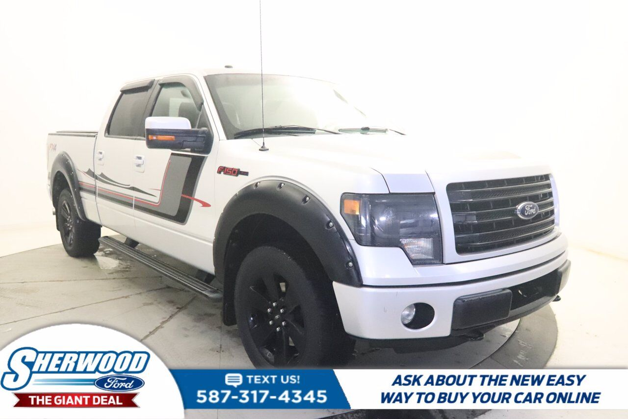 2014 Ford F-150 FX4 APPEARANCE PACKAGE Sherwood Park AB