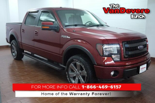 2014 Ford F-150 FX4 Akron OH