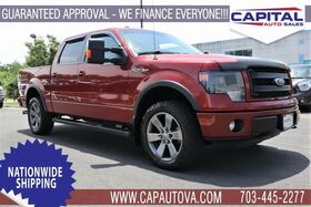 2014_Ford_F-150_FX4_ Chantilly VA