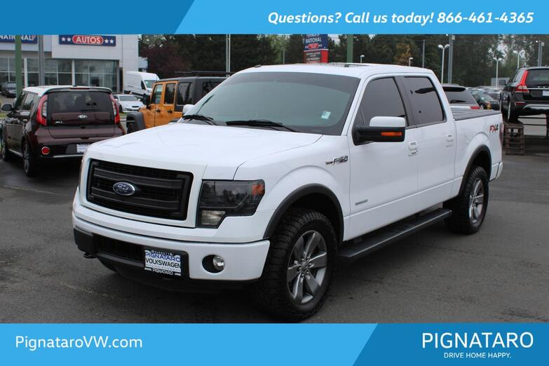 2014 Ford F-150 FX4 Everett WA