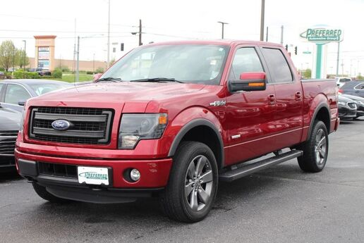 2014 Ford F-150 FX4 Fort Wayne Auburn and Kendallville IN