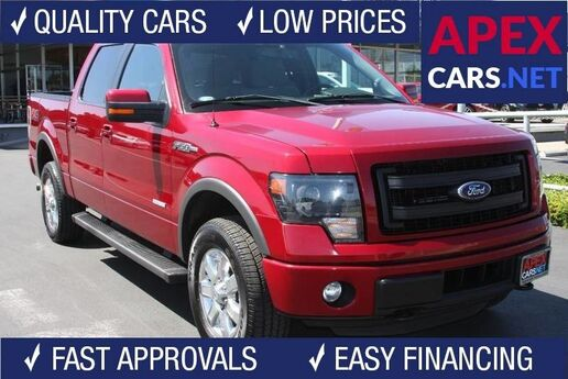 2014 Ford F-150 FX4 Fremont CA