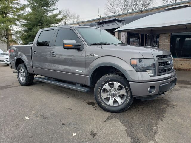 2014 Ford F-150 FX4 Georgetown KY
