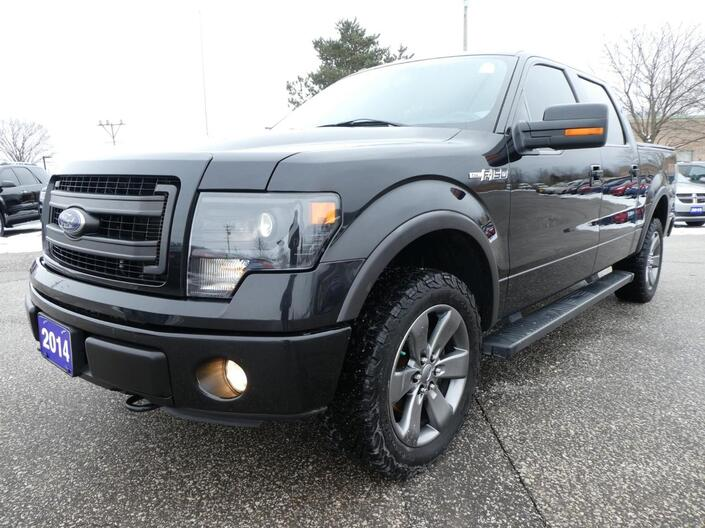 2014 Ford F-150 FX4 Heated Seats Navigation Remote Start Essex ON