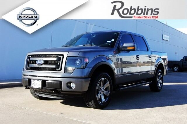 2014 Ford F-150 FX4 Houston TX