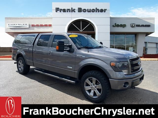 2014 Ford F-150 FX4 Janesville WI
