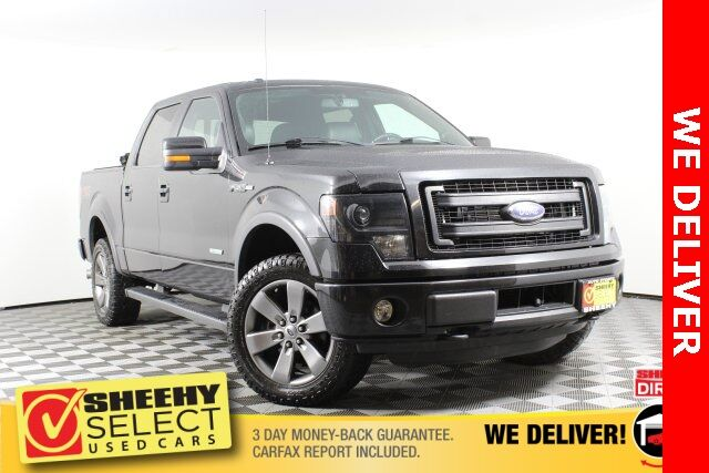 2014 Ford F-150 FX4 LEATHER/NAV/SUNROOF Manassas VA