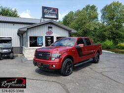 2014_Ford_F-150_FX4_ Middlebury IN