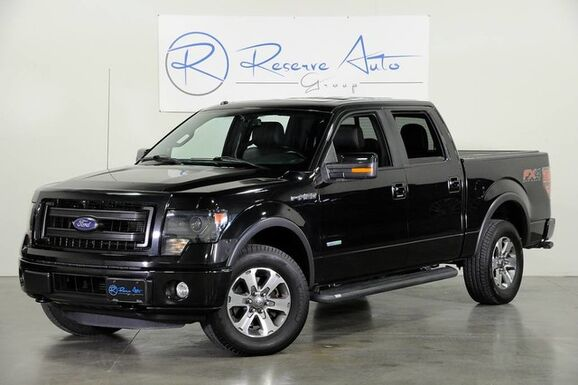 2014_Ford_F-150_FX4 Navigation Moonroof Sony Audio Michelin Tires_ The Colony TX