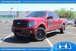 2014_Ford_F-150_FX4_ Phoenix AZ