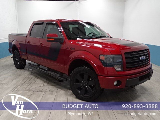 2014 Ford F-150 FX4 Plymouth WI