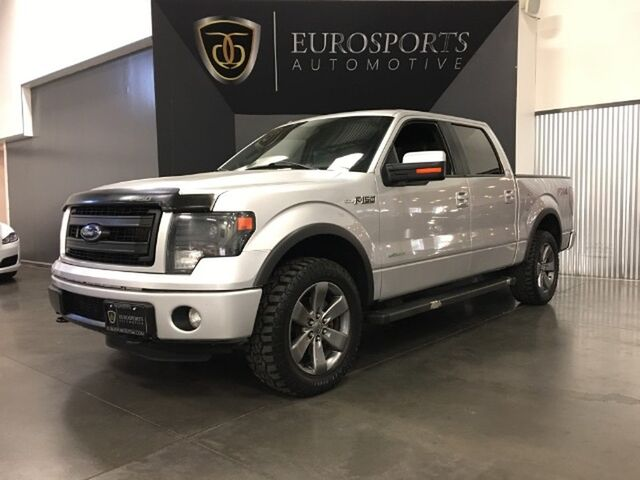 2014 Ford F-150 FX4 Salt Lake City UT