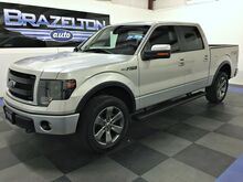2014_Ford_F-150_FX4, Sunroof, 20s, HID Headlights_ Houston TX