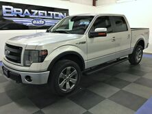 Ford F-150 FX4, Sunroof, 20s, HID Headlights 2014