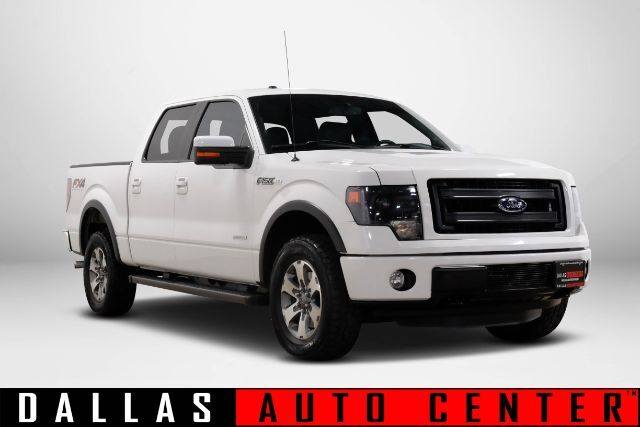 2014 Ford F-150 FX4 SuperCrew 5.5-ft. Bed 4WD Carrollton TX