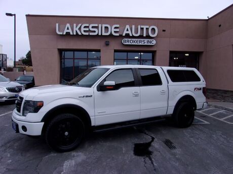 2014 Ford F-150 FX4 SuperCrew 5.5-ft. Bed 4WD Colorado Springs CO