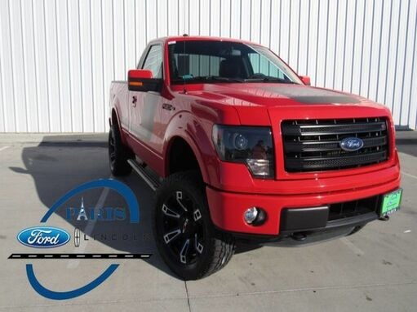 2014_Ford_F-150_FX4 Tremor_ Longview TX