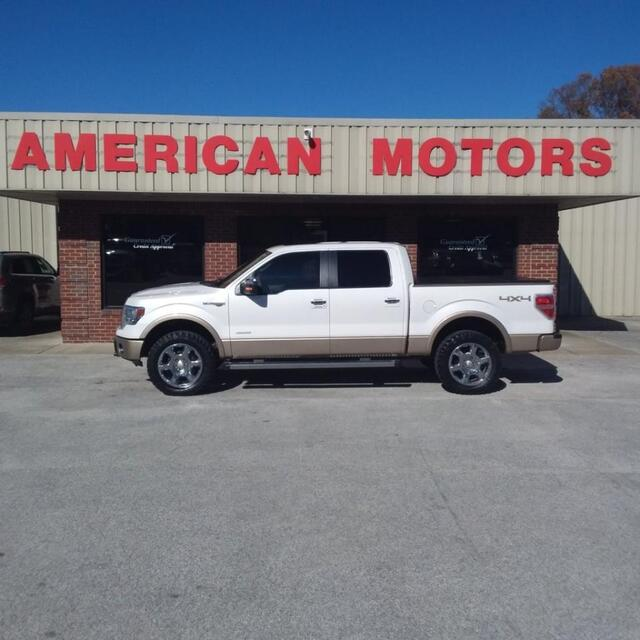 2014 Ford F-150 King Ranch Brownsville TN