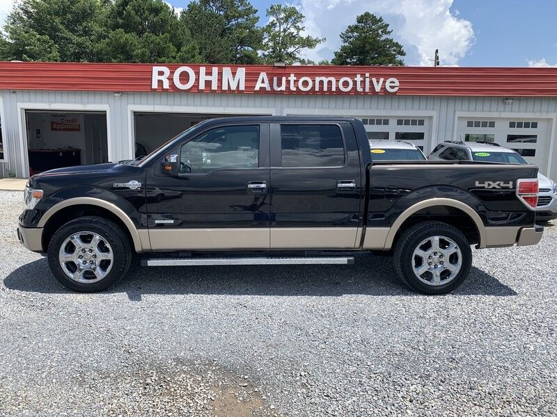 2014 Ford F-150 King Ranch Cropwell AL