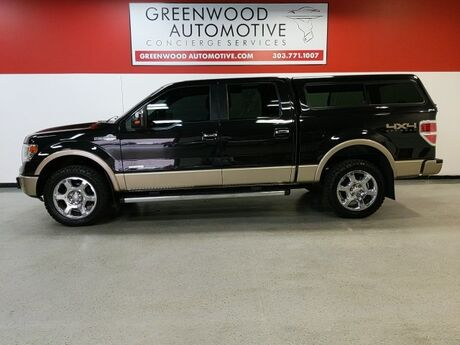 2014 Ford F-150 King Ranch Greenwood Village CO
