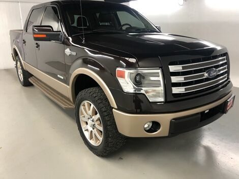 2014_Ford_F-150_King Ranch_ Mission TX