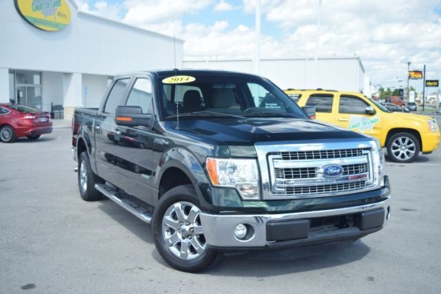 2014 Ford F-150 King Ranch SuperCrew 6.5-ft. Bed 2WD Houston TX